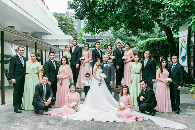 The Bellevue Manila Wedding by Lloyed Valenzuela Photography - 044