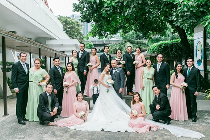 The Bellevue Manila Wedding by Lloyed Valenzuela Photography - 045