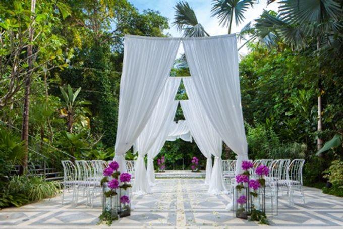 The Glass House Wedding by Tirtha Bali - 021