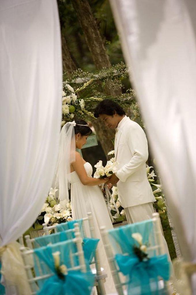 kayumanis jimbaran-wedding ceremony-garden by Kayumanis Private Villa and Spa - 023
