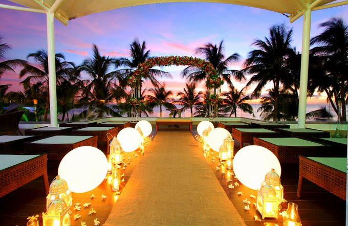 Wedding at the Roof Deck by The District Boracay - 001