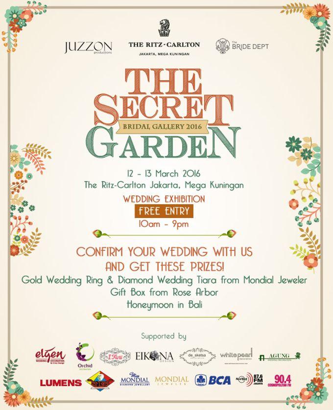 The Secret Garden by The Ritz-Carlton Jakarta, Mega Kuningan - 001