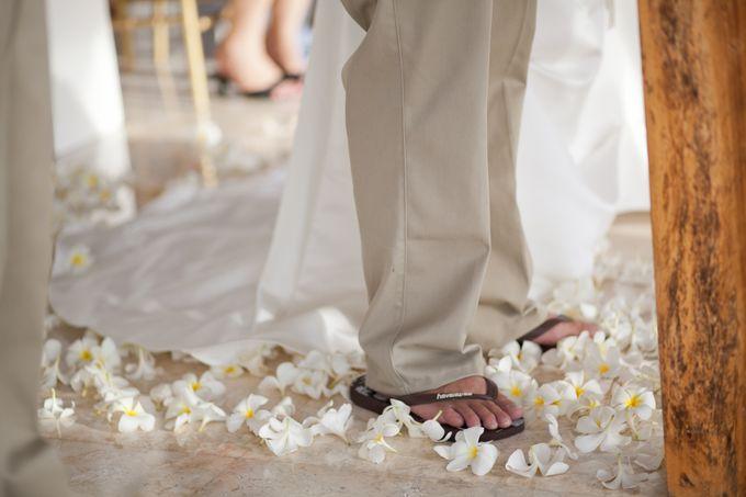 DANIEL & VAVIA WEDDING by The Seminyak Beach Resort & Spa - 010