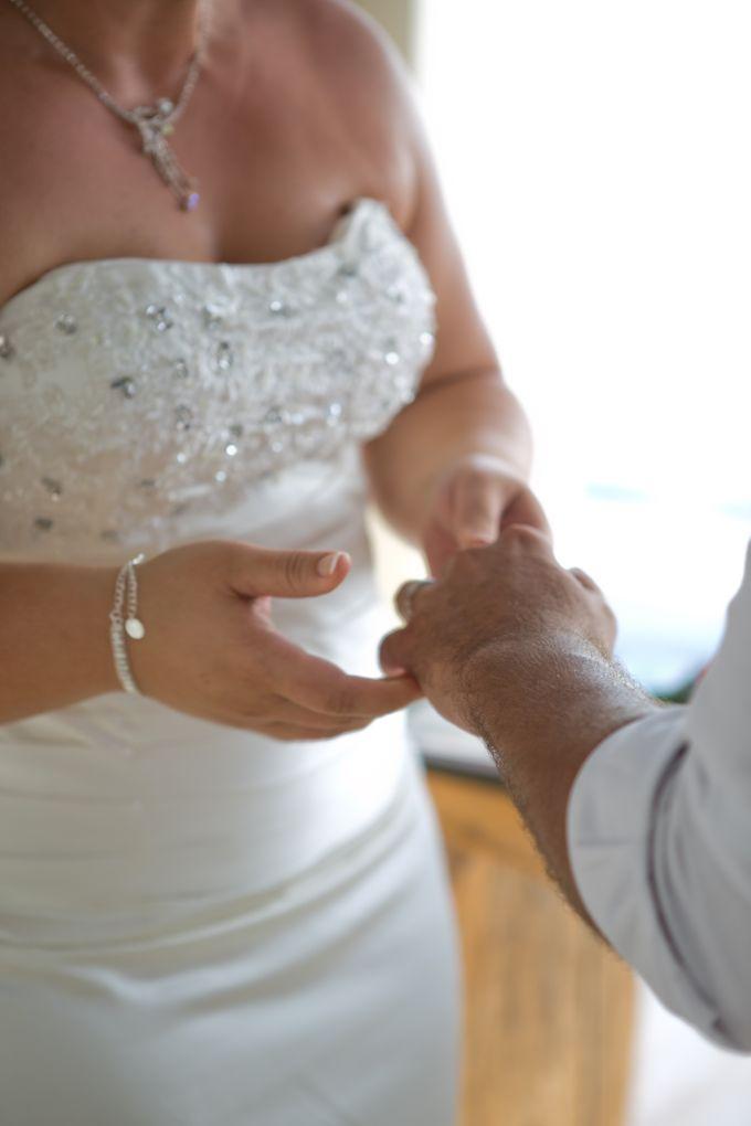 DANIEL & VAVIA WEDDING by The Seminyak Beach Resort & Spa - 009