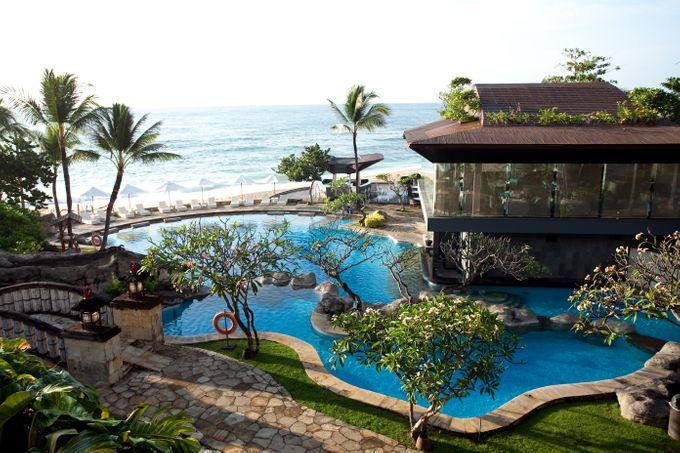 The Shore Restaurant by Hilton Bali Resort - 005