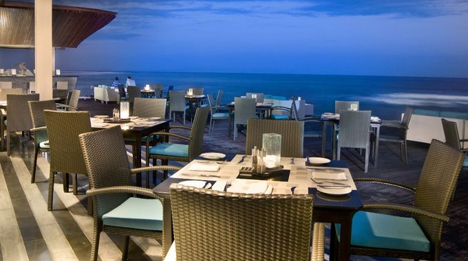 The Shore Restaurant by Hilton Bali Resort - 003