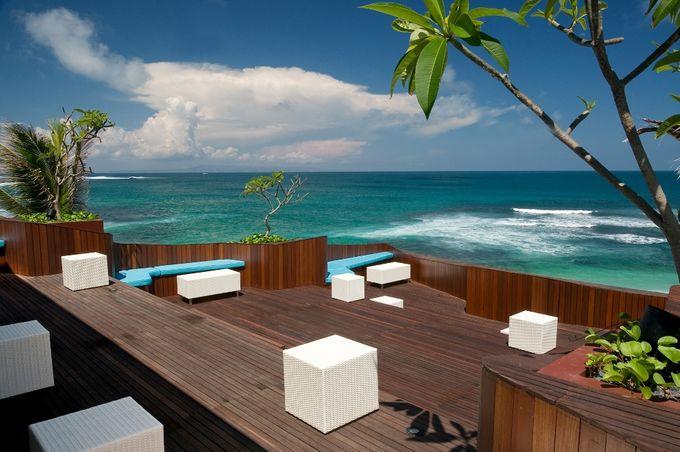 The Shore Restaurant by Hilton Bali Resort - 001
