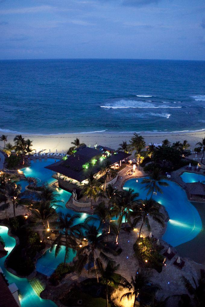 The Shore Restaurant by Hilton Bali Resort - 007