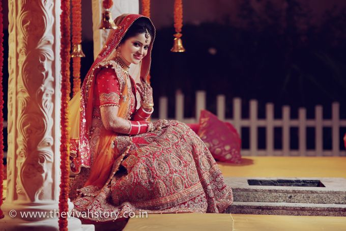 Wedding Photography by The Vivah Story - 001
