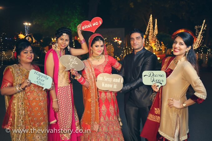 Wedding Photography by The Vivah Story - 002
