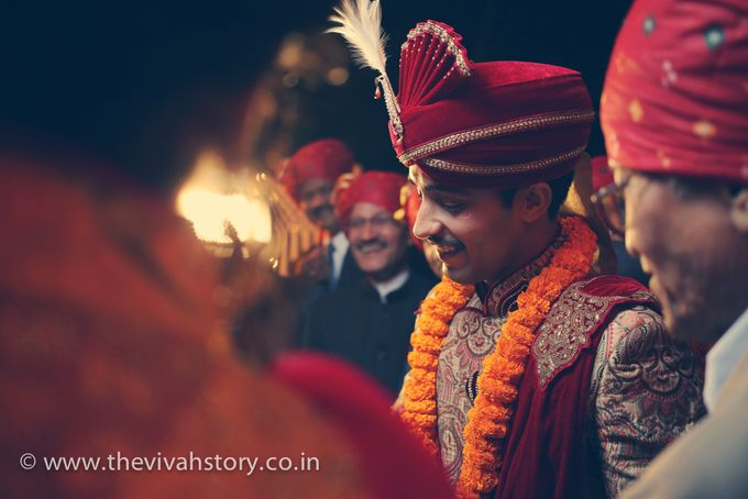 Wedding Photography by The Vivah Story - 003