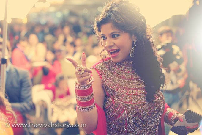 Wedding Photography by The Vivah Story - 005
