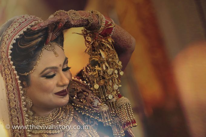 Wedding Photography by The Vivah Story - 007