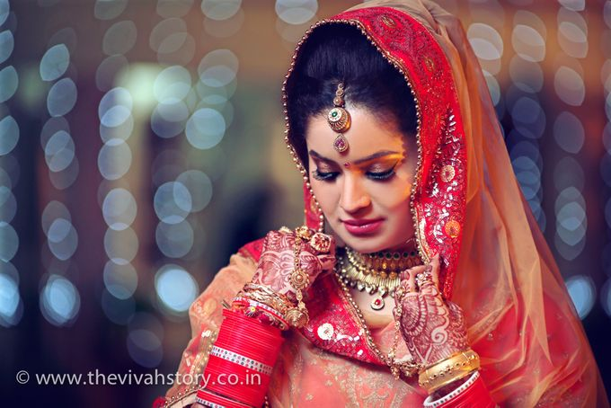 Wedding Photography by The Vivah Story - 014