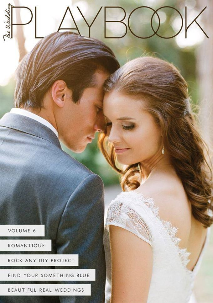 The Wedding Playbook by Jessica Woods Makeup - 001
