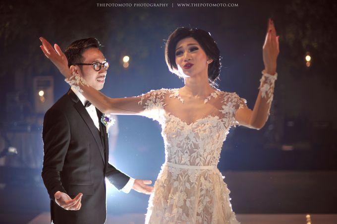 Tiwi + Rio Wedding by Thepotomoto Photography - 015