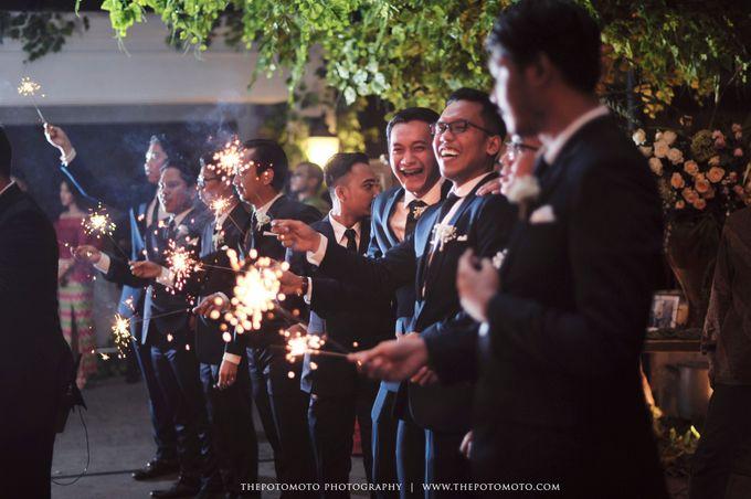 Tiwi + Rio Wedding by Thepotomoto Photography - 019