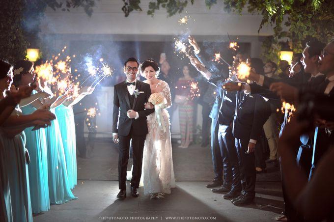 Tiwi + Rio Wedding by Thepotomoto Photography - 021