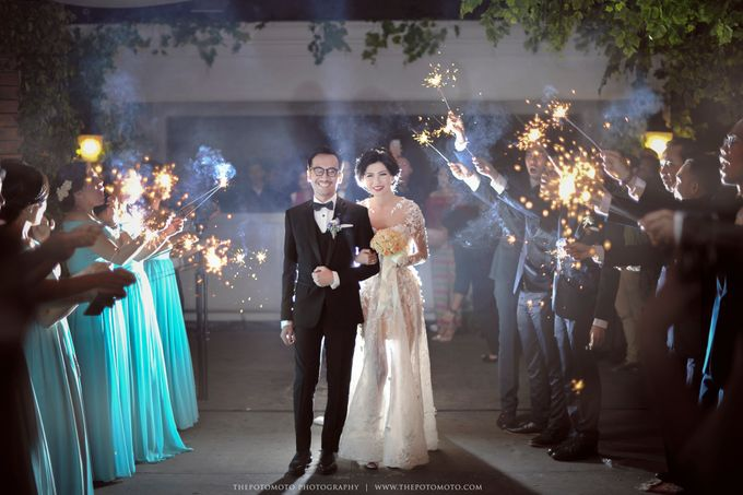 Tiwi + Rio Wedding by Thepotomoto Photography - 017