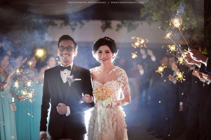 Tiwi + Rio Wedding by Thepotomoto Photography - 016