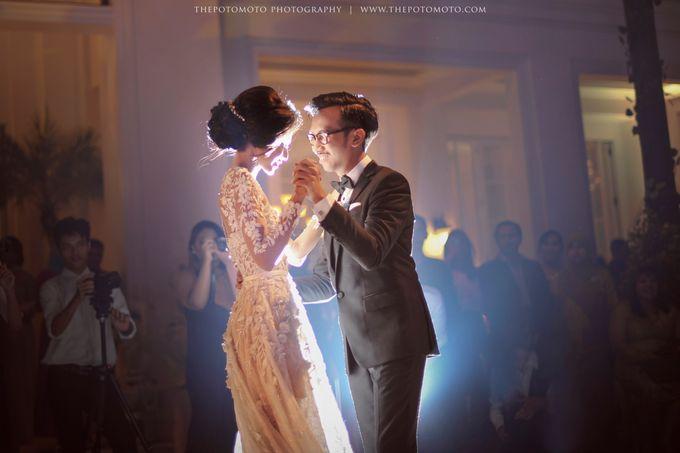 Tiwi + Rio Wedding by Thepotomoto Photography - 014