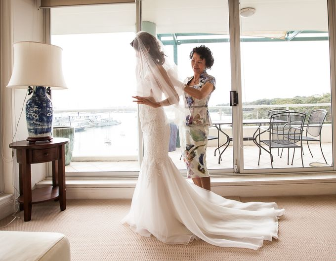 OUR BRIDE Zhi by Ann Teoh Couture - 001