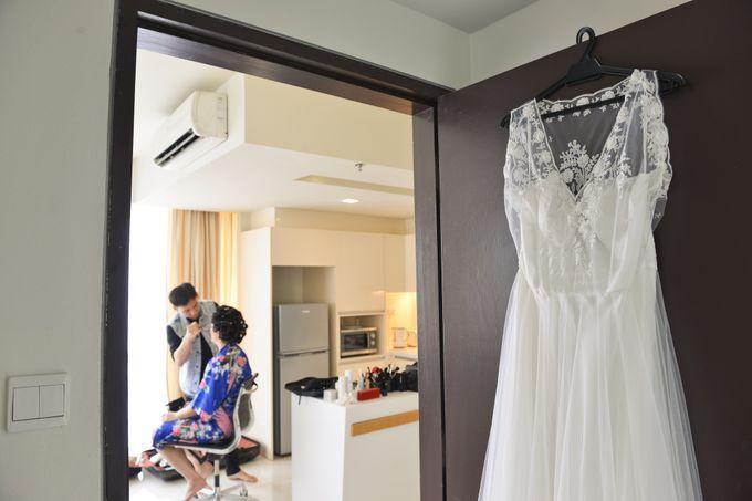 A Tropical Destination Wedding - Celebrating Thomas & Jenelle by Andrew Yep Photographie - 002