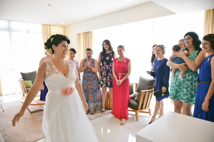 A Tropical Destination Wedding - Celebrating Thomas & Jenelle by Andrew Yep Photographie - 010