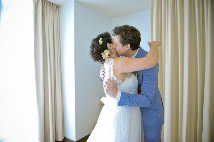 A Tropical Destination Wedding - Celebrating Thomas & Jenelle by Andrew Yep Photographie - 011