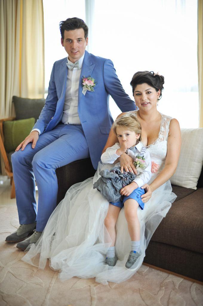 A Tropical Destination Wedding - Celebrating Thomas & Jenelle by Andrew Yep Photographie - 013