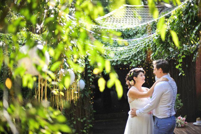 A Tropical Destination Wedding - Celebrating Thomas & Jenelle by Andrew Yep Photographie - 015