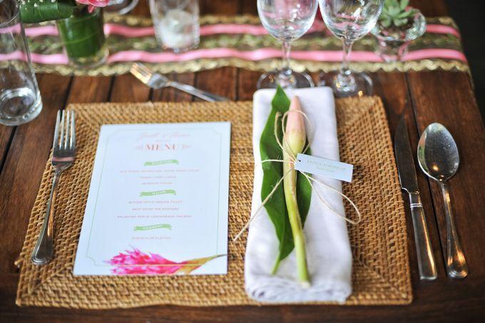 A Tropical Destination Wedding - Celebrating Thomas & Jenelle by Andrew Yep Photographie - 017