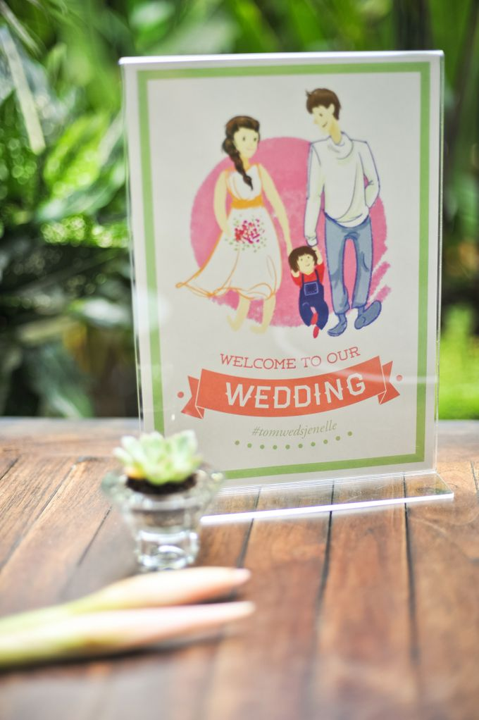 A Tropical Destination Wedding - Celebrating Thomas & Jenelle by Andrew Yep Photographie - 026