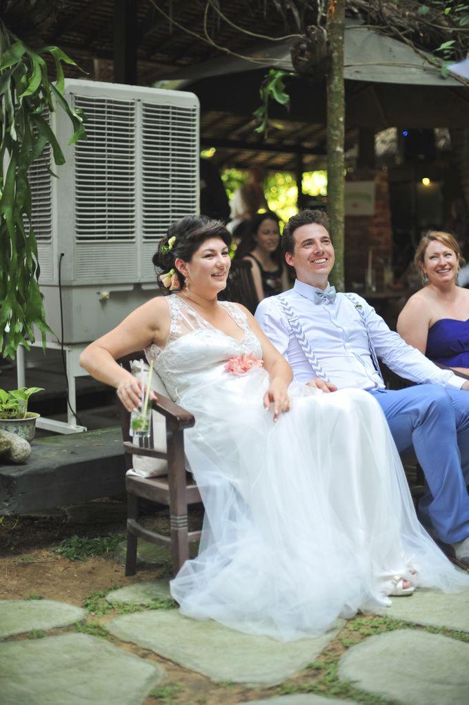 A Tropical Destination Wedding - Celebrating Thomas & Jenelle by Andrew Yep Photographie - 030