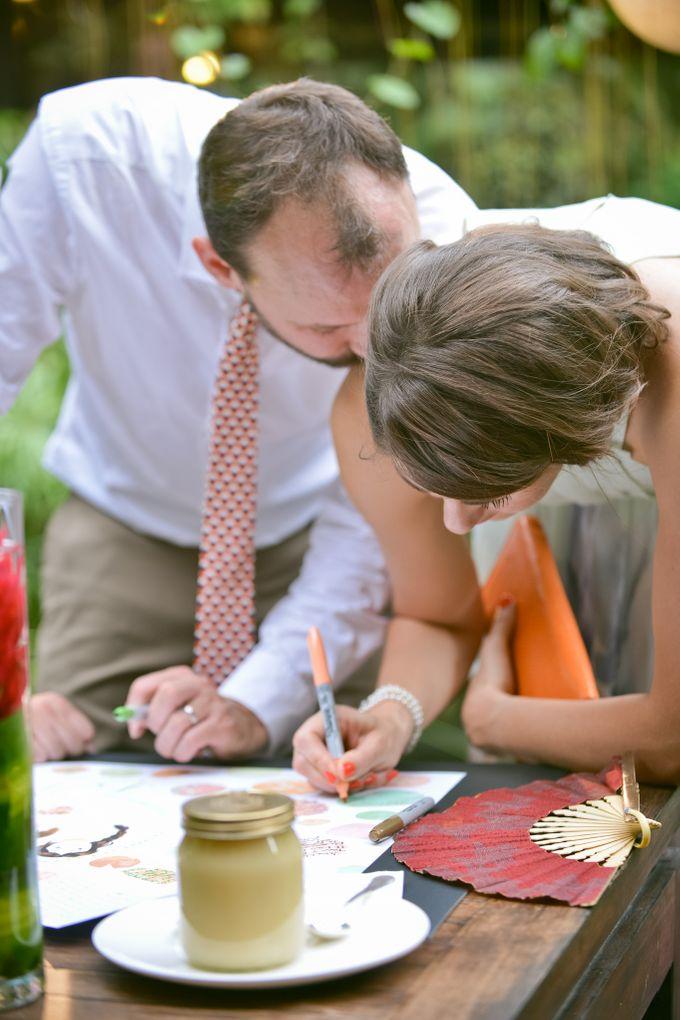 A Tropical Destination Wedding - Celebrating Thomas & Jenelle by Andrew Yep Photographie - 037