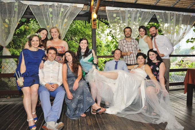 A Tropical Destination Wedding - Celebrating Thomas & Jenelle by Andrew Yep Photographie - 039