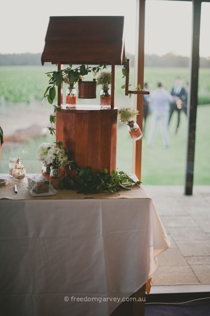 A selection of decorations we have available for hire by Chic Rustique - 045