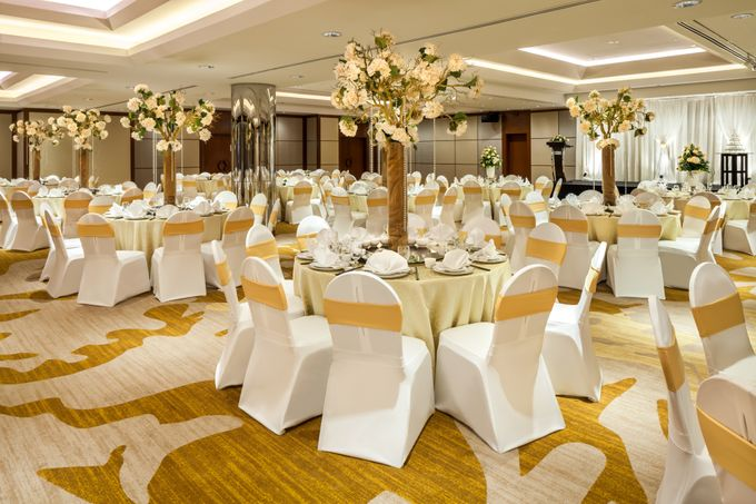 Holiday Inn Singapore Atrium Wedding Themes 2015 & 2016 by Holiday Inn Singapore Atrium - 004
