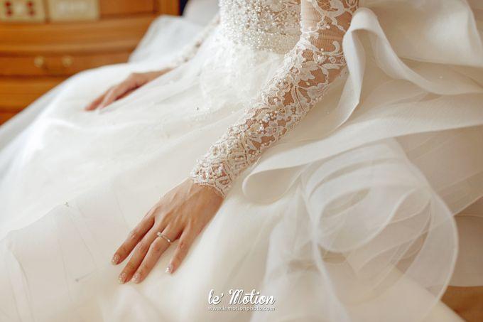 Tisya & Ferry - International Wedding by Imelda Hudiyono Bride - 031