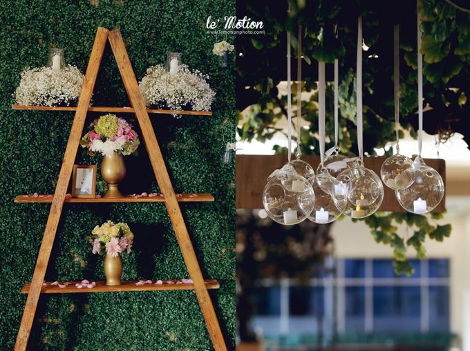 Tisya & Ferry - International Wedding by Imelda Hudiyono Bride - 014