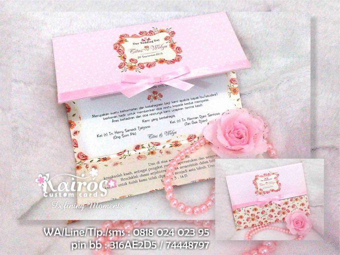 Wedding Invitation by Kairos Wedding Invitation - 009