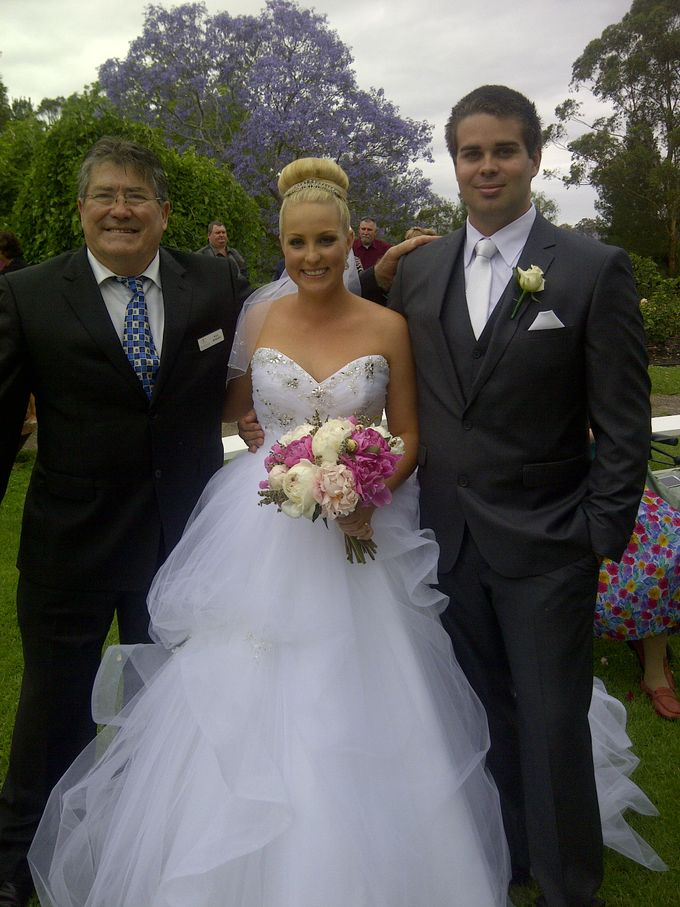 Kurt and Gillian wedding by The Happy Wedding Celebrant & MC - 003