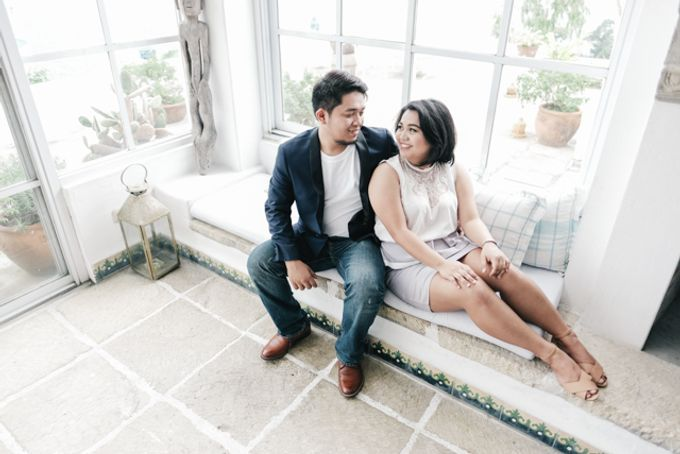 JESTONI AND ROSELLE ENGAGEMENT SESSION by Vintanna Photography - 003