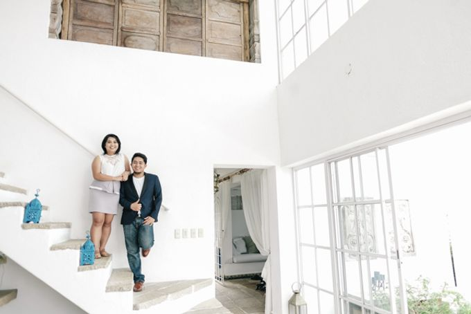 JESTONI AND ROSELLE ENGAGEMENT SESSION by Vintanna Photography - 006