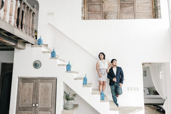 JESTONI AND ROSELLE ENGAGEMENT SESSION by Vintanna Photography - 007