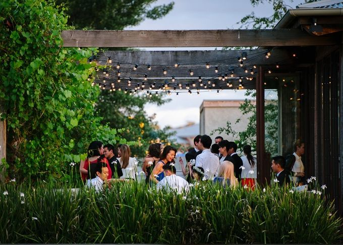 The Barn Wedding by Stones of the Yarra Valley - 007