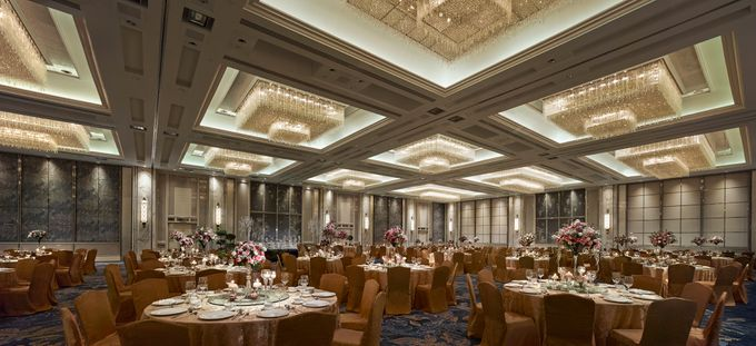 Wedding Theme by Shangri-La Hotel Singapore - 010