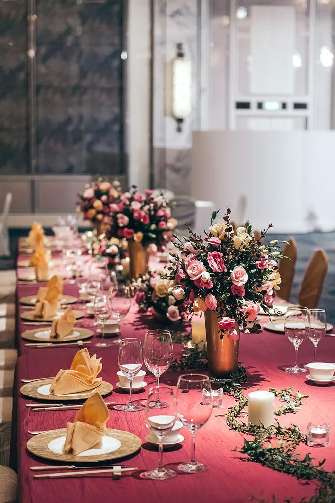 Wedding Theme by Shangri-La Hotel Singapore - 011