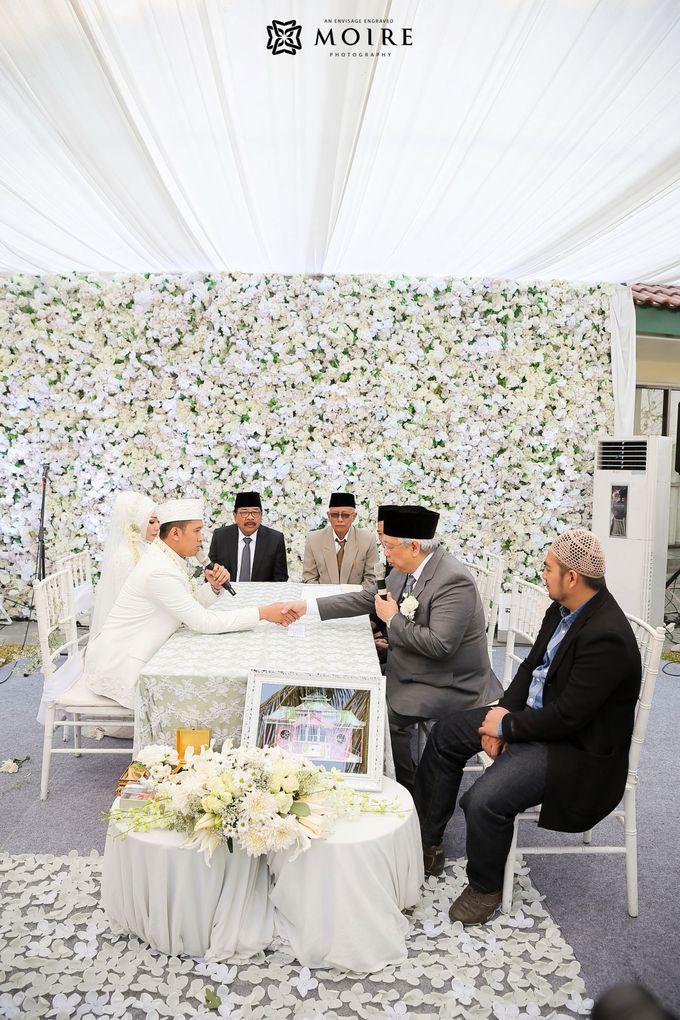 Traditional Wedding Karina & Yona by Sheraton Surabaya Hotel & Towers - 016