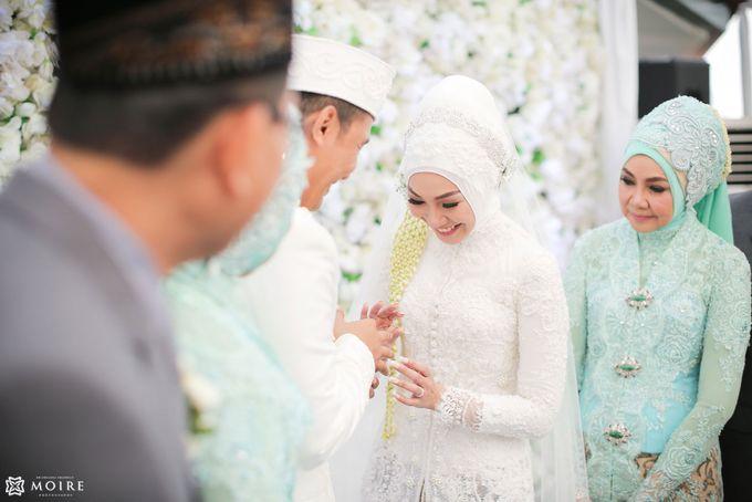Traditional Wedding Karina & Yona by Sheraton Surabaya Hotel & Towers - 018